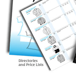 Directories and Price Lists